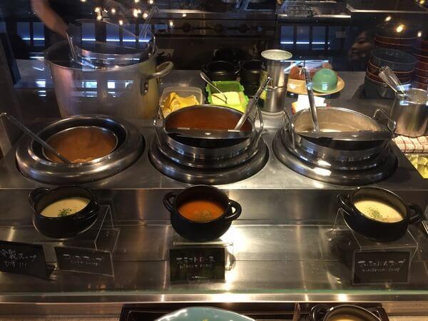 グラム スープ