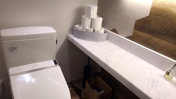 SANROKUGO トイレ