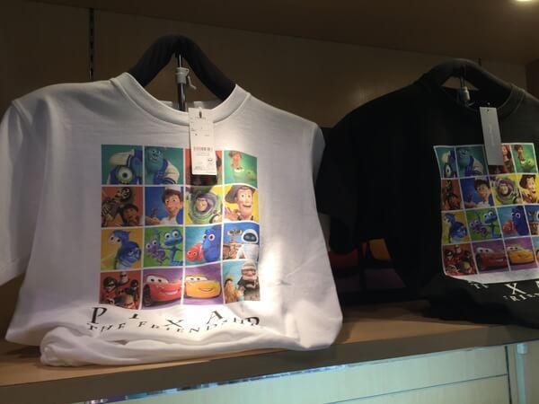 ピクサー展 名古屋 Tシャツ
